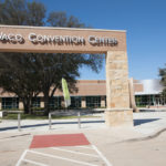 Waco Convention Center Sign (facing Franklin Ave.)