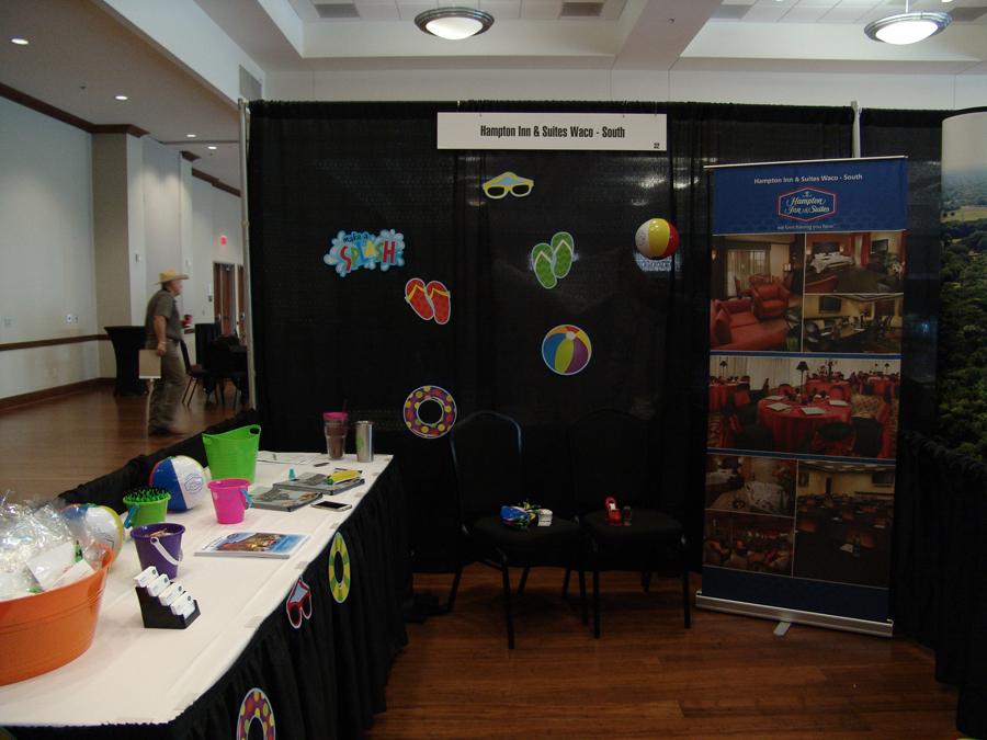 Freedom Fountain – Waco Convention Center